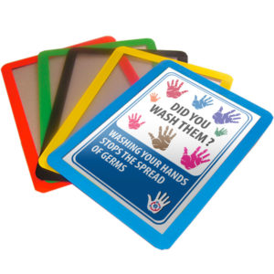 Magnetic Document Frames - Multicolours