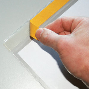 Self Adhesive Document Pockets