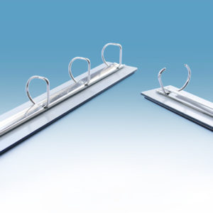 Hold-all Ring Binders for Walls