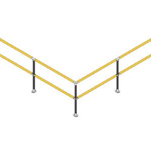 Pedestrian Handrail